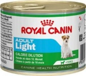 Royal Canin ADULT LIGHT для собак (предрасположенных к полноте)