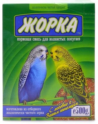 Какой корм давать волнистому попугаю